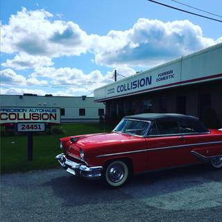 Classic Car Collision Repair in MI