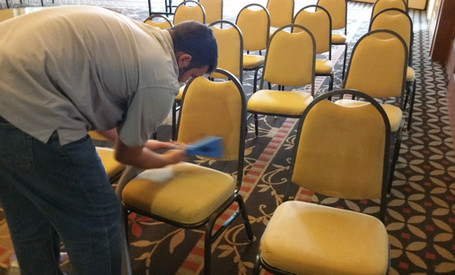 Commercial Chair Cleaning & Upholstery Cleaning in Milford