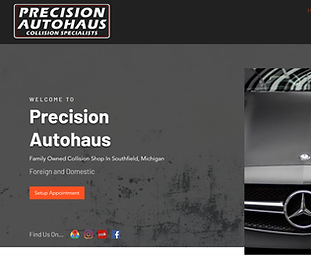 Automotive Website Design in MI