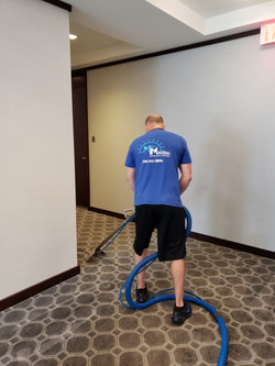 Commercial Carpet Cleaning in Michigan