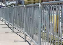 Bike Rack Fence Rental