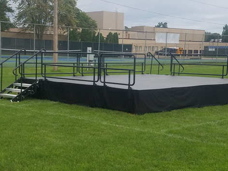 Rent Event Stages in Oakland County, MI