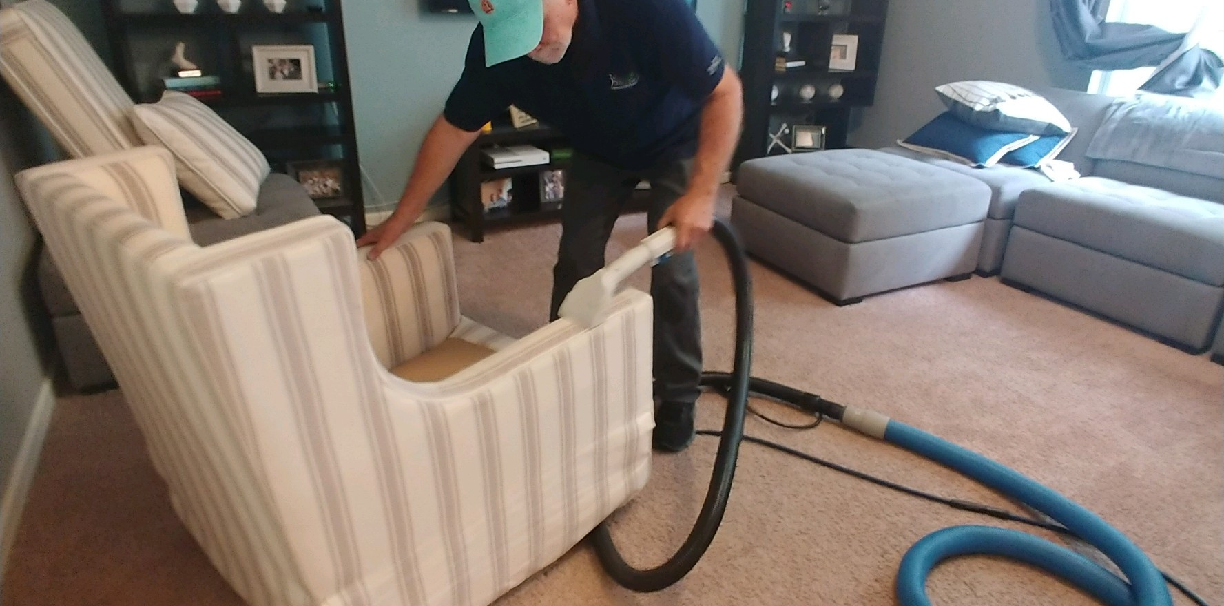 Upholstery Cleaning Services In West Bloomfield, MI