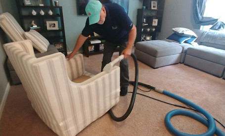 Upholstery Cleaning Services In Commerce, MI