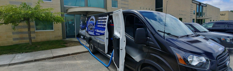 Truck Mounted Carpet Cleaner In Milford, MI