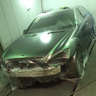 Custom Car Painting in Birmingham