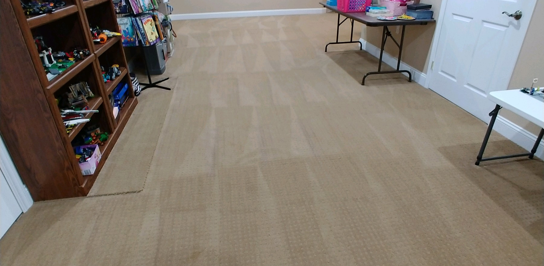 Residential Carpet Cleaning in Commerce Michigan