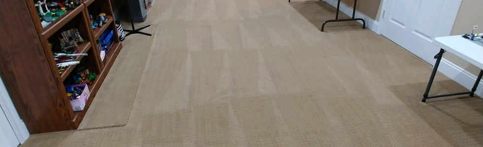 Residential Carpet Cleaning in Milford Michigan