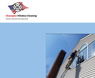 Window Cleaning Web Design & SEO