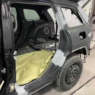Collision Repair in Michigan