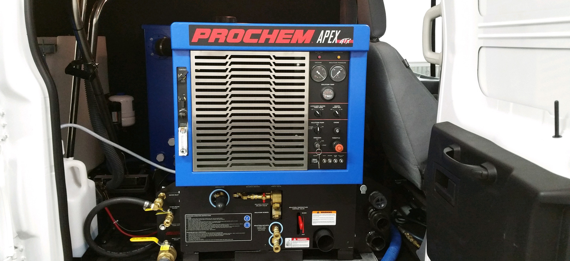 ProChem Steam Cleaner