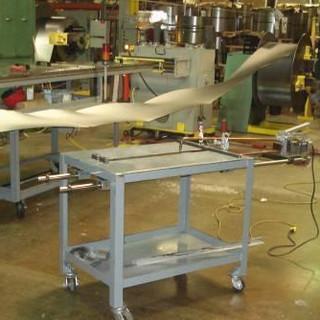 Steel Splicing Station