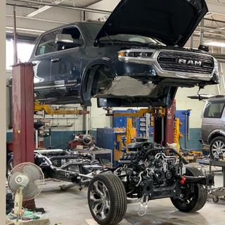 Car Frame Repair in Southfield, MI