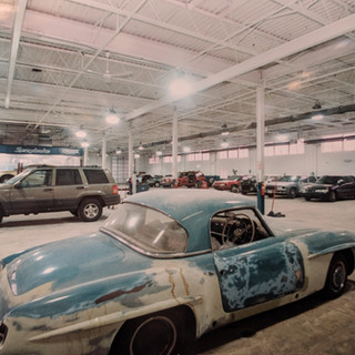 Car Restoration Shop in Southfield