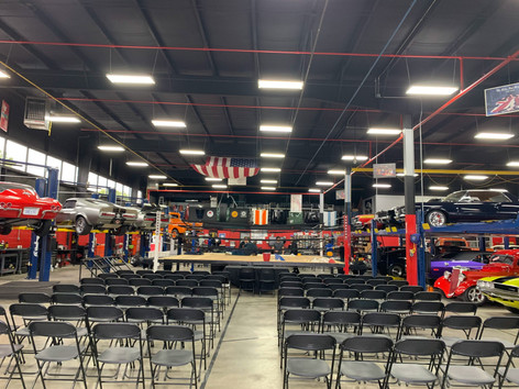 Boxing Match Event Production