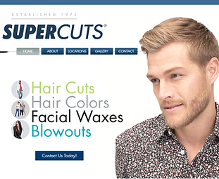 Marketing Agency for Supercuts Detroit, MI