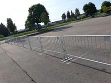Bike Rack Barricade Rentals In Michigan