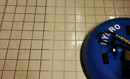 Tile & Grout Cleaning in Brighton Michigan