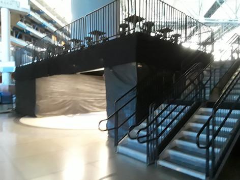 Rent Indoor VIP Risers