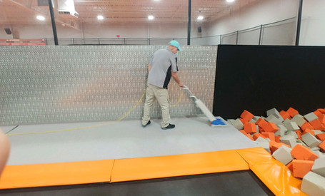 Commercial Carpet Cleaning In Commerce Michigan