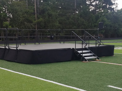 Outdoor Stage Rental Services