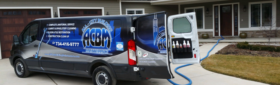 South Lyon Carpet Cleaning Truck - Milford, MI