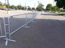 Interlocking Bike Rack Fence Rental