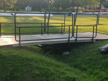 Small Pedestrian Event Bridge Rental