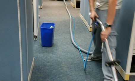 Commercial Carpet Cleaning in Wixom Michigan