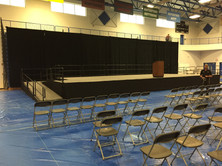 Graduation Stage Rental in Michigan