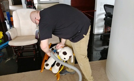 Kids Toy Cleaning in South Lyon Michigan