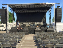 Concert Stage Rentals In Michigan