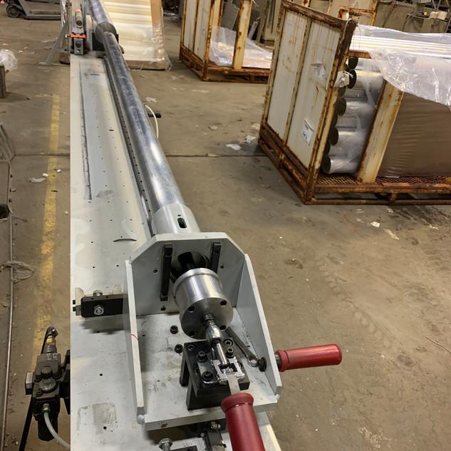 Tube Insertion
