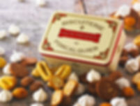 assortiment biscuits provence bio