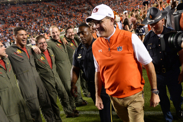 Gus Malzahn Press Conference Review: September 27