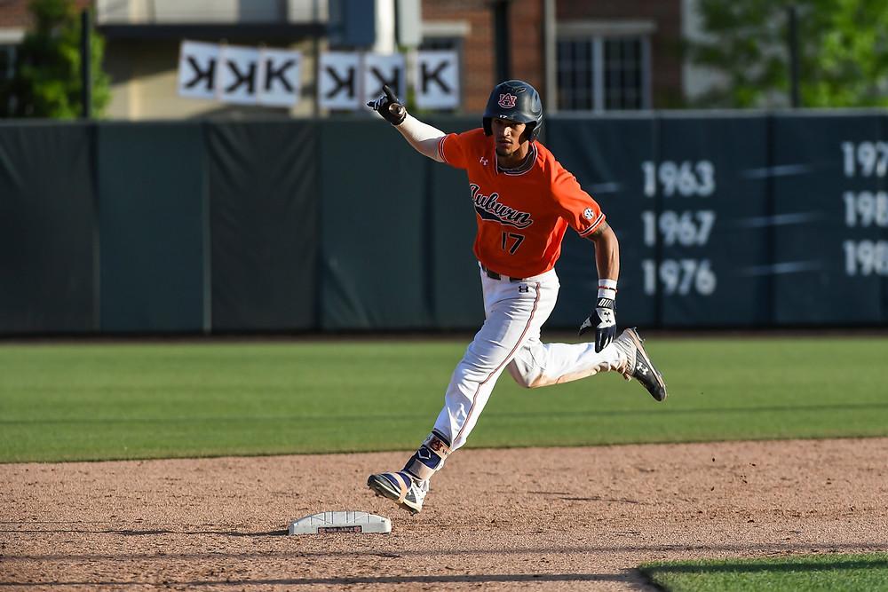 Photo By: Wade Rackley | Auburn Athletics