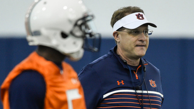 Gus Malzahn Press Conference Review: August 30