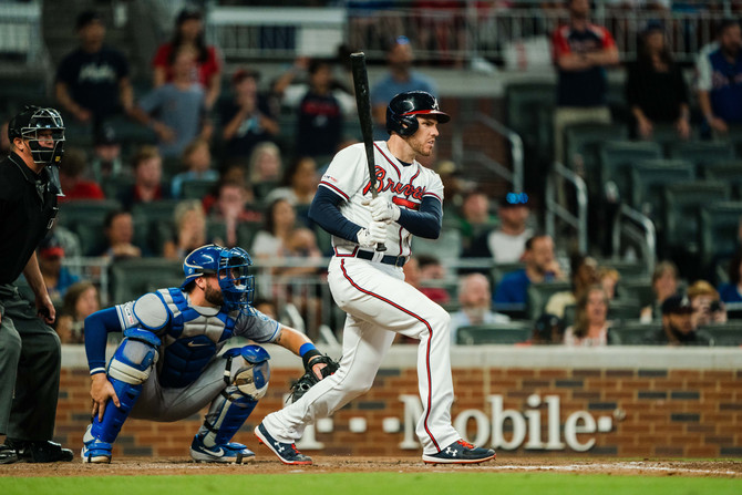 Atlanta Braves Notebook: September 4