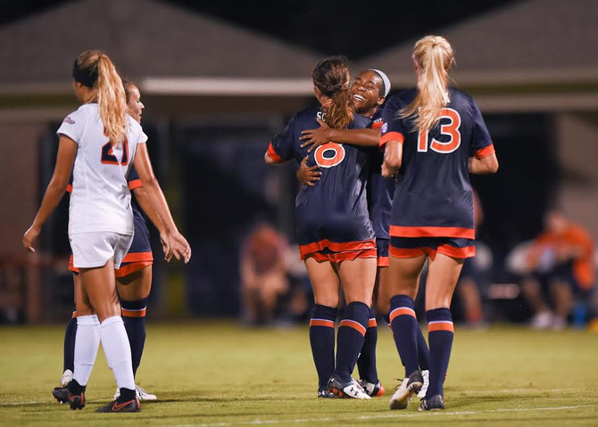 Soccer Roundup: Auburn Scores 6 Goals in Successful Weekend