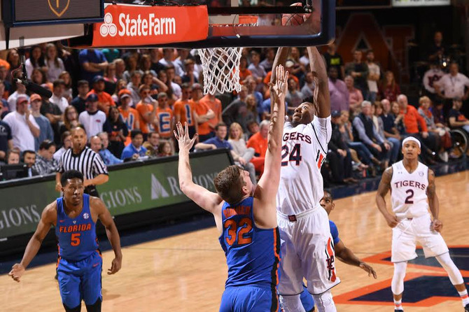 Second Half Woes Continue for Auburn in loss to Florida