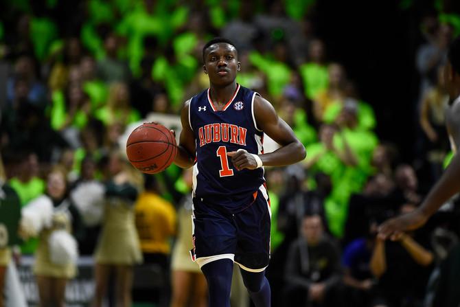 Auburn defeats Murray State to continue streak