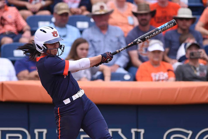 Auburn Advances to Finals with Extra Innings win over Cal