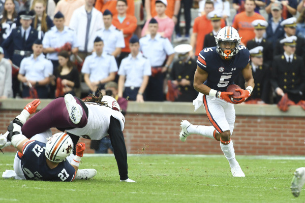 Five options to replace Kerryon Johnson's production: Devan Barrett