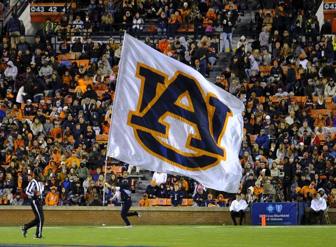 Auburn Football Releases 2018 Schedule