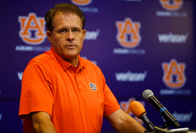 Gus Malzahn Press Conference Review: Clemson Week