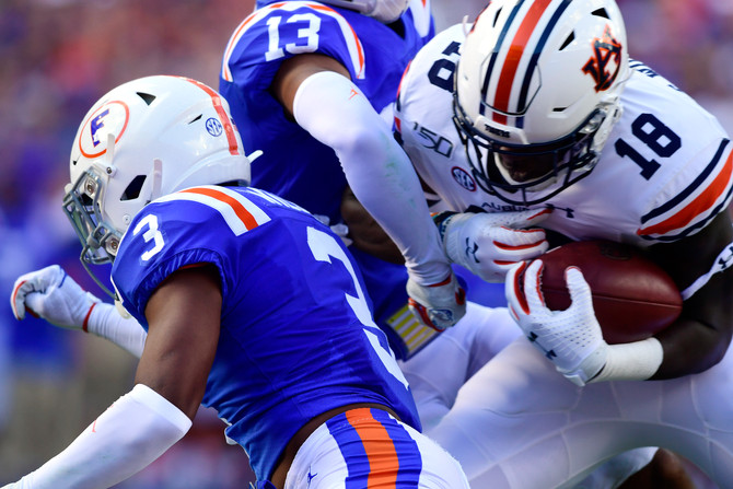 SportsCall Recap: Auburn loses first game of season, 24-13 to Florida