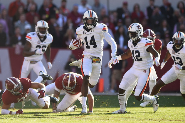 Offensive Woes Plague Auburn in Iron Bowl loss
