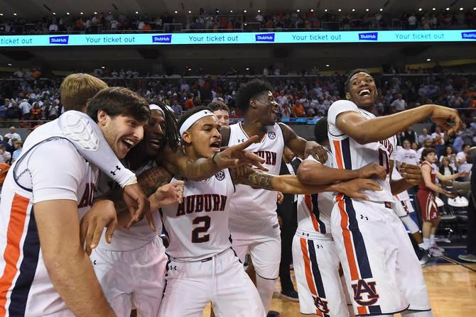 Auburn Looks to Continue Hot Streak Tonight at South Carolina