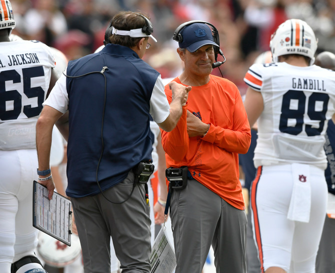 3 Things Auburn Football Must Do To Defeat LSU