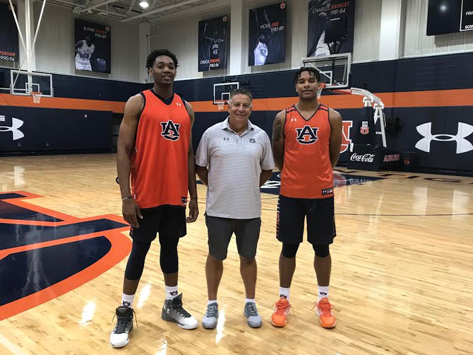 Wiley, Okeke Accept Invites to USA Basketball U19 World Training Camp